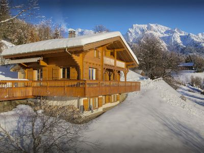 Photo for 4* ski chalet for 8 - TV room, sauna and terrace - OVO Network