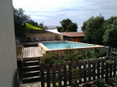 Photo for detached house with pool ideal for summer holidays