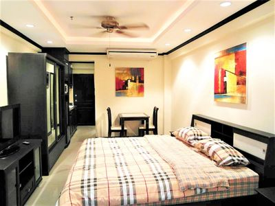 Photo for 1BR Apartment Vacation Rental in Pattaya City