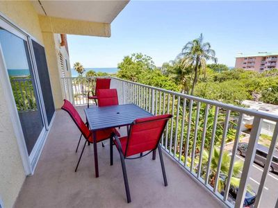 Photo for San Remo 303 NEW LISTING 2/2 Gulf View Pool WIFI Grill Area Available February/March Large Balcony!