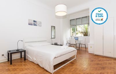 Photo for HOUZE_Apartment in the historic area of the city, with private patio