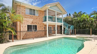 Photo for Oceanic 15 - 4 Bedroom Home with Ocean Views +Wifi+Foxtel+ Pool with Spa