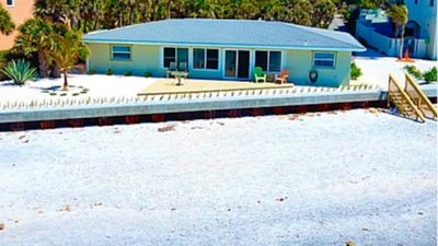 Photo for Beautiful BEACHFRONT Gulf of Mexico Home On Manasota Key! Awesome views!