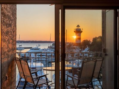 Photo for New to the Rental Market - Breathtaking view of Harbourtown Lighthouse!  Heart of Harbourtown Gem!