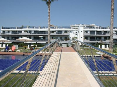 Photo for Holiday apartment Los Arenales del Sol for 4 - 5 persons with 2 bedrooms - Holiday apartment