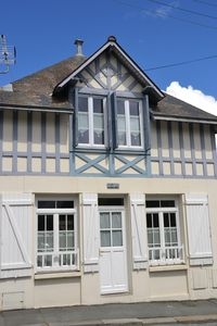 Photo for Dinard, Pointe de la Malouine, beach and center at 200m, charming house