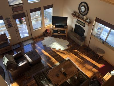 Photo for Beautiful & Cozy Chalet Home! Great  vacation stay for family & friends!