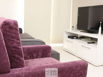 Photo for Apt 3 ROOMS at 300m RIOCENTRO w / SECURITY 24h + PARKING + LEISURE AREA