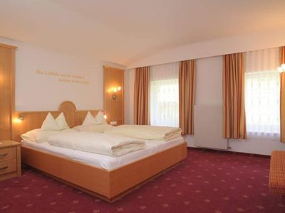 Photo for Rosensuite 54 m² B & B short - Regitnig - 4 * Hotel & Chalets