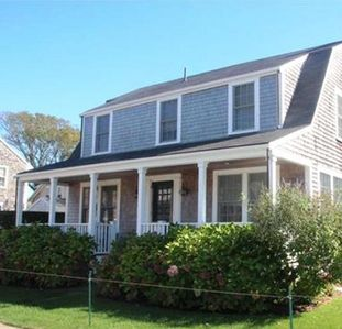 Photo for Spectacular Nantucket Home in Cliff - a short walk to Steps Beach and Town
