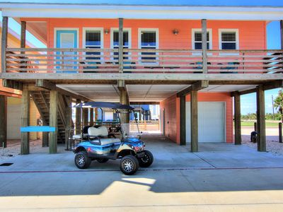 Photo for Coral Sands: *FREE GOLF CART, Pool, Pond, Just Blocks from Beach, Dog Run