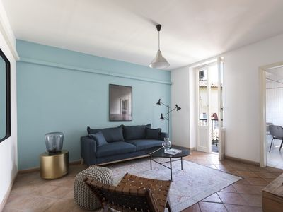 Photo for 2BR Apartment Vacation Rental in Rome, Lazio