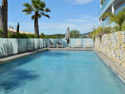 Photo for Apartment Antibes, studio flat, 2 persons