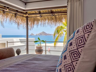 Photo for New Listing w/5 ★ Host - Luxury Oceanfront 5 Bedroom Villa in Cabo San Lucas