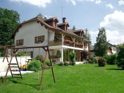 Photo for Gîte n ° 829 du Haut-Jura with Spa and sauna, classified 3 ears of corn at Gîtes de France