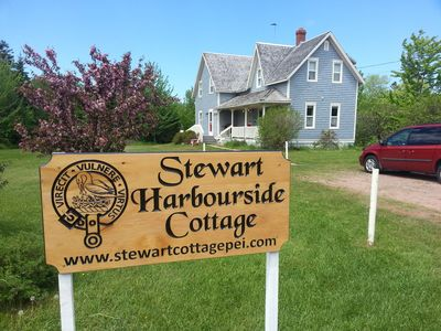 Photo for 5 bedroom cottage - sleeps 10, near the beach - West point PEI