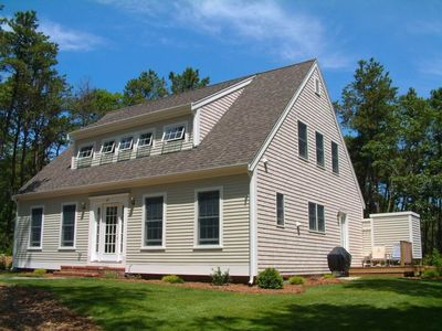 Photo for Spacious & Well-Equipped 3BD--A/C, Sun Room, Close to Wellfleet's Wonderful Ponds