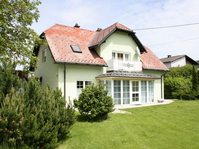 Photo for Vintage Holiday Home in Ferlach with barbecue