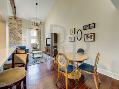 Photo for The Lodge Alley Inn™ - 2 Bedroom Townhouse