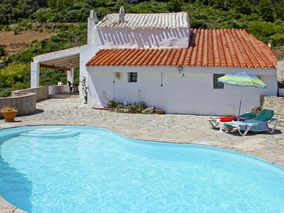 Photo for Comfortable house with unobstructed view of the countryside and with pool