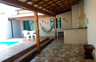 Photo for Cabo Frio beach house with pool