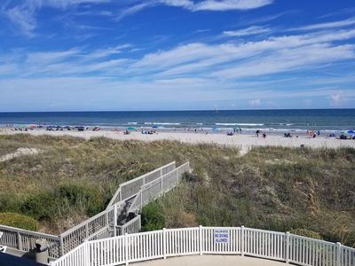 Photo for Beautiful 2bed 2bath Oceanfront Condo