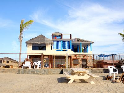 Photo for 3BR House Vacation Rental in Los Cerritos Beach, BCS