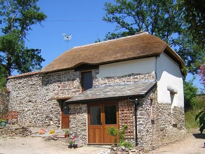 Photo for Thatched Cottage – Ideal for Romantic Breaks, Couples & Small Families.