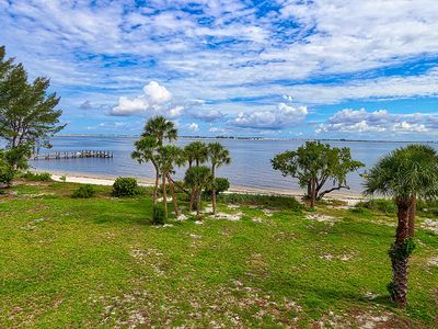 Photo for Breathtaking Bay Front Views! Ferry Landing on Sanibel