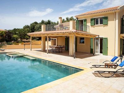 Photo for Villa Private Pool 2 bed 2 baths Spectacular Sea Bay Views