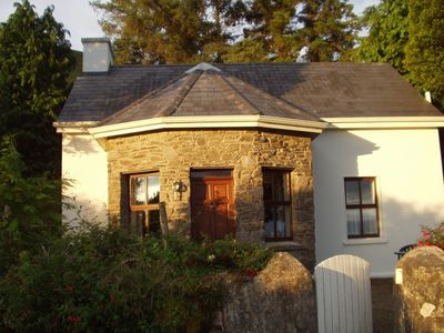 Photo for Romantic cottage for two, on the Kerry long distance hiking trail, few minutes to the sea