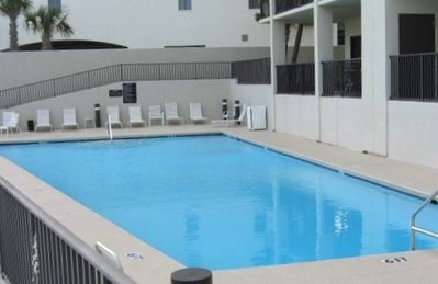 Gulf Front Outdoor Pool