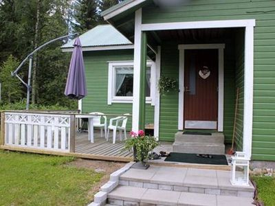 Photo for Vacation home Eteläaho in Mikkeli - 3 persons, 1 bedrooms