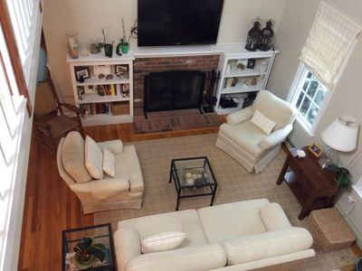 Photo for Three bedroom private residence on cul de sac near National Seashore