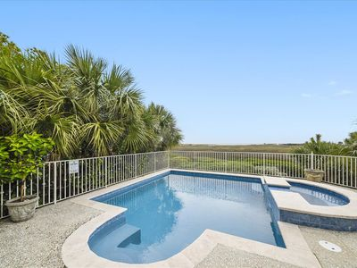 Photo for Amazing Ocean & Marsh Views, Quick Walk To Beach, New To The Rental Market!