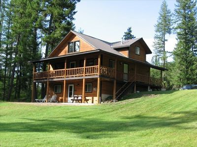 Photo for 4BR House Vacation Rental in Coram, Montana