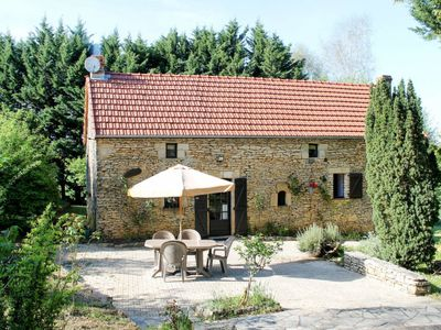 Photo for 2 bedroom Villa, sleeps 5 in Mons with Pool