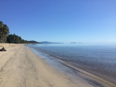 Photo for 15Min Port Douglas REEF/RAINFOREST. 50M to Newell Beach. ECO Beach House
