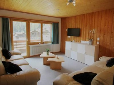 Photo for Apartment Apartments Carmena in Saas-Grund - 5 persons, 3 bedrooms