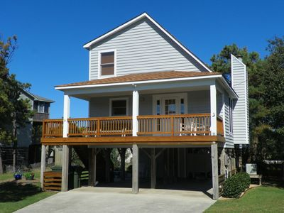 Photo for NEAR THE BEACH- 3 Bedrooms, Sun Deck, WIFI & 1400 Feet to Life-guarded Beach!
