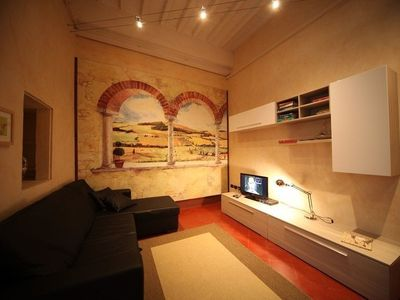 Photo for Close to The Duomo Tidy 1BD Apt