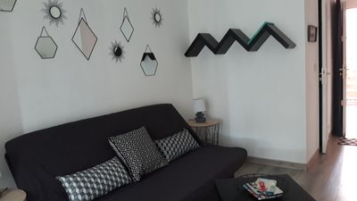 Photo for BEAUTIFUL STUDIO CLOSE TO CITY CENTER & SHOPS! - WITH PARKING.
