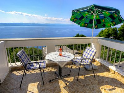 Photo for Apartment Via  SA4(2)  - Brela, Riviera Makarska, Croatia