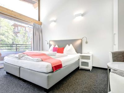 Photo for Comfort Double Room with Balcony - Boutiquehotel Lün