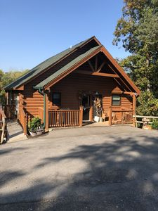 Photo for Snowy Evening Cabin - Pigeon Forge, Tn - Location very close to all attractions!