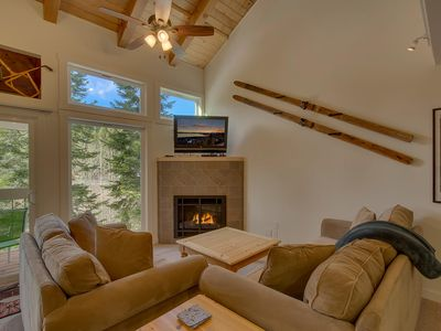 Photo for Forest Retreat: 4  BR, 2  BA Townhouse in Carnelian Bay, Sleeps 10