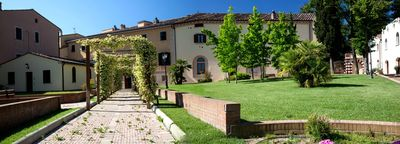 Photo for Country House / Farm House in Casciana Terme with 1 bedrooms sleeps 4