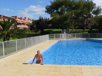 Photo for SEA VACATION, TOP PRICES, FREE WIFI, POOL, TENNIS, 150 m TO THE BEACH / SEA,