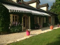 A beautiful stylish yet homely house with large private garden in a pretty village