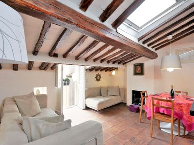 Photo for Rome Centre Vacation Rental steps to Trevi Fountain Newly Renovated FREE WIFI